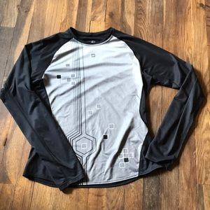 Sugoi long sleeve cycling top